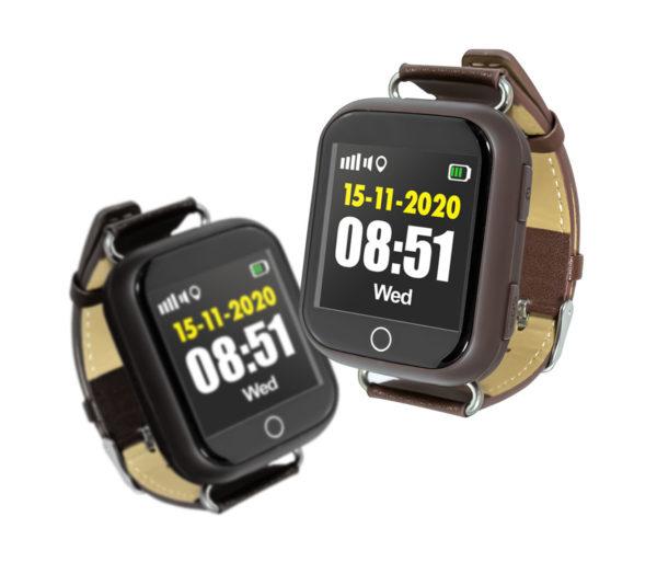 Ubee Safe elderly tracker watch